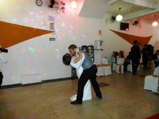 O casamento de Dirjenane  e Eriwelton