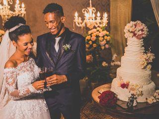 O casamento de Verusa e Tiago