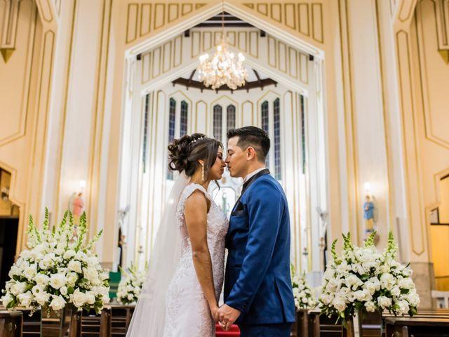 O casamento de Isabela e Gustavo