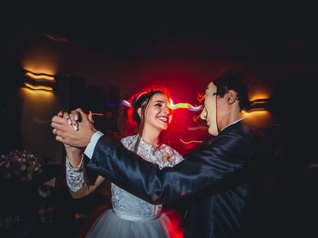 O casamento de Jenifer e Gedi