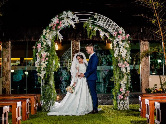 O casamento de Samela e Silas