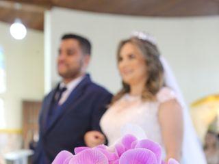 O casamento de Claudene e Caio 1