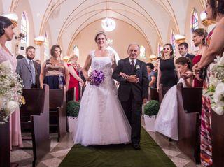 O casamento de Josiana e Roselito 2