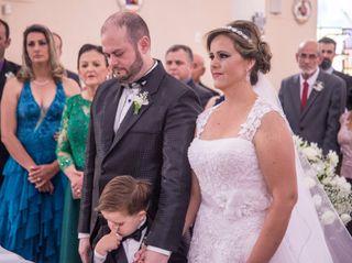 O casamento de Josiana e Roselito 3