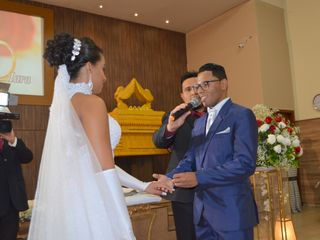 O casamento de Iara e Marlon 3