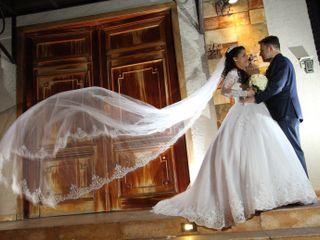 O casamento de Tamyres  e Rodrigo 1