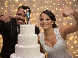 O casamento de Graziela e Rapha