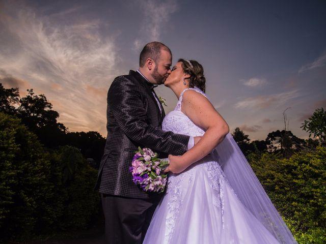 O casamento de Josiana e Roselito