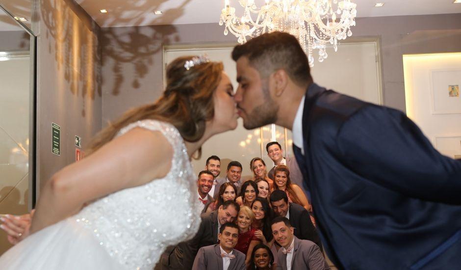 O casamento de Caio e Claudene em São Paulo, São Paulo