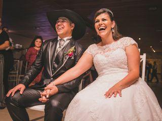 O casamento de Juliana e Sergio