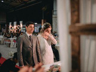 O casamento de Pâmela e Filipe