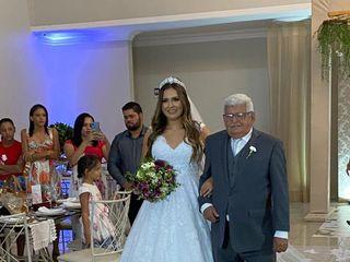 O casamento de Jessica e Wesley 3