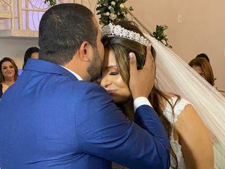 O casamento de Jessica e Wesley