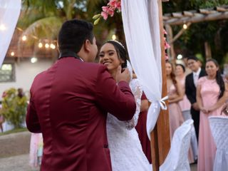 O casamento de Lais e Mauro 1