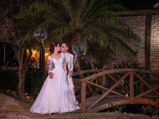 O casamento de Fernanda Habya e Bruno Garcia