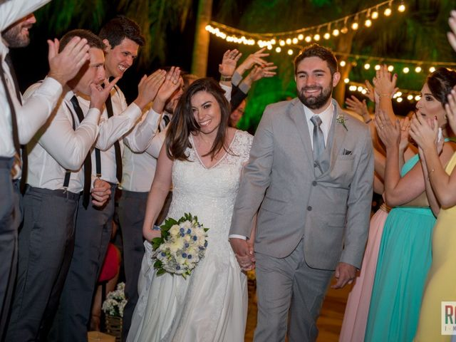 O casamento de Silvia e Guilherme