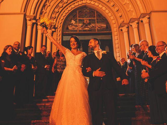 O casamento de Tanise e Rafael