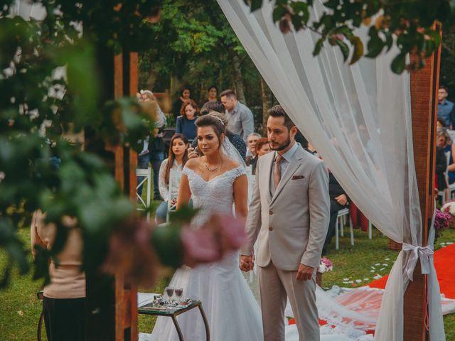 O casamento de Lorena e Willians