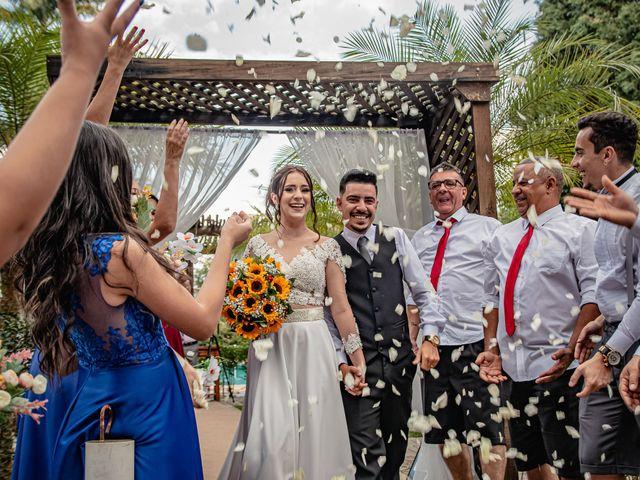 O casamento de Isabella e Renan
