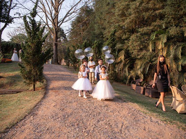 O casamento de Bruno Garcia e Fernanda Habya em Ibiúna, São Paulo 9