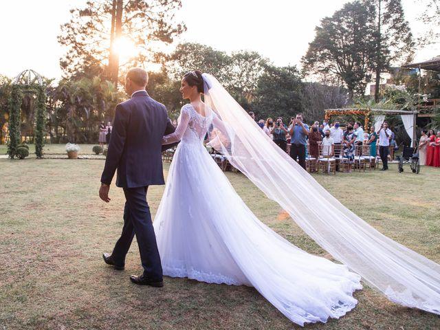 O casamento de Bruno Garcia e Fernanda Habya em Ibiúna, São Paulo 12