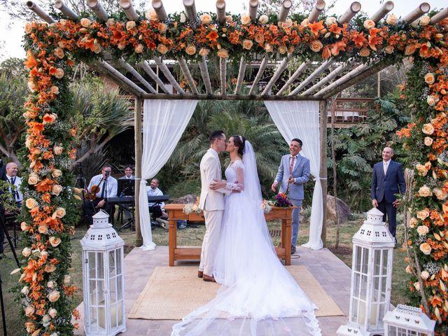 O casamento de Bruno Garcia e Fernanda Habya em Ibiúna, São Paulo 16
