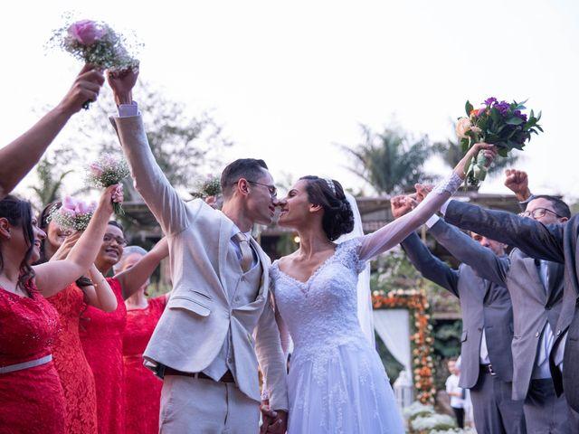 O casamento de Bruno Garcia e Fernanda Habya em Ibiúna, São Paulo 18