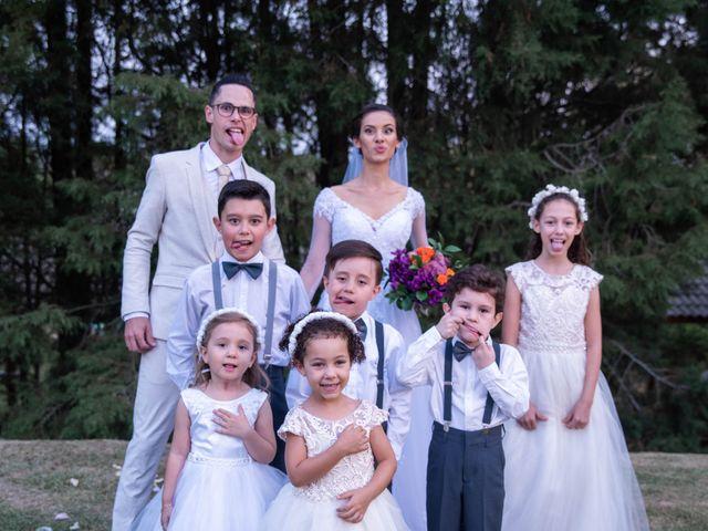 O casamento de Bruno Garcia e Fernanda Habya em Ibiúna, São Paulo 19