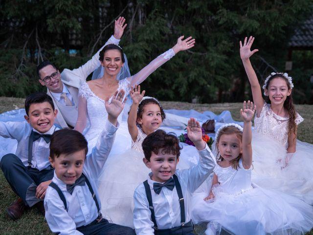 O casamento de Bruno Garcia e Fernanda Habya em Ibiúna, São Paulo 20