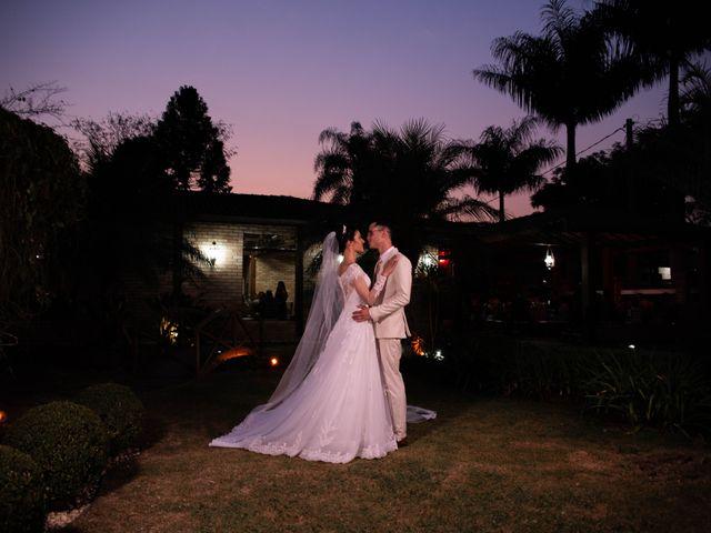 O casamento de Bruno Garcia e Fernanda Habya em Ibiúna, São Paulo 22