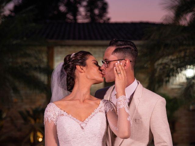 O casamento de Bruno Garcia e Fernanda Habya em Ibiúna, São Paulo 1
