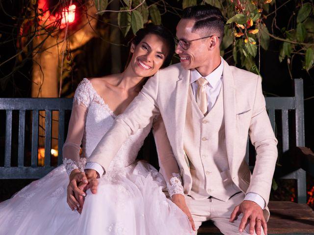 O casamento de Bruno Garcia e Fernanda Habya em Ibiúna, São Paulo 2