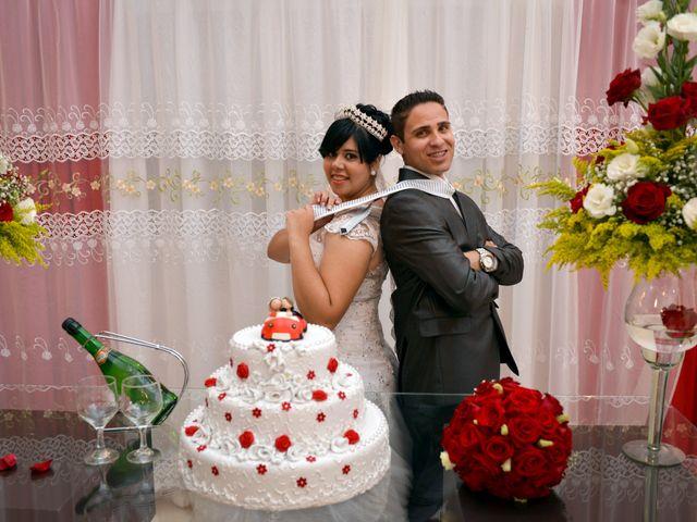 O casamento de Rodrigo e Máira