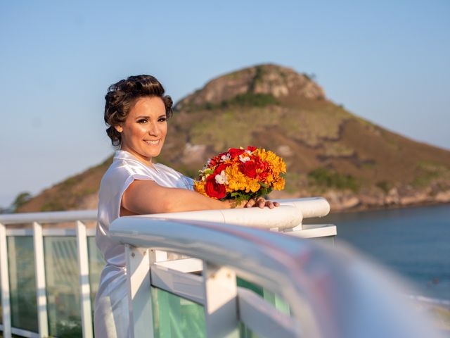 O casamento de Eric e Andressa em Rio de Janeiro, Rio de Janeiro 3