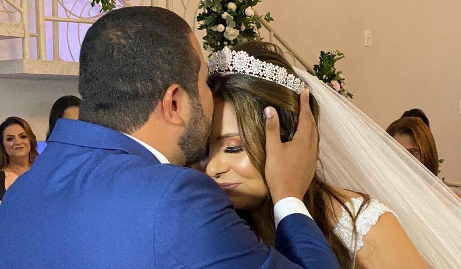 O casamento de Wesley e Jessica em Goiânia, Goiás
