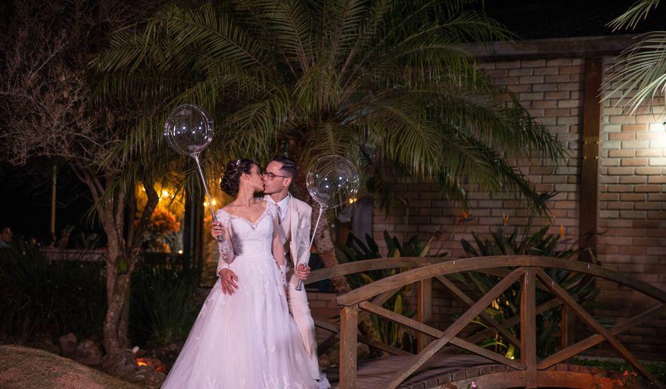O casamento de Bruno Garcia e Fernanda Habya em Ibiúna, São Paulo