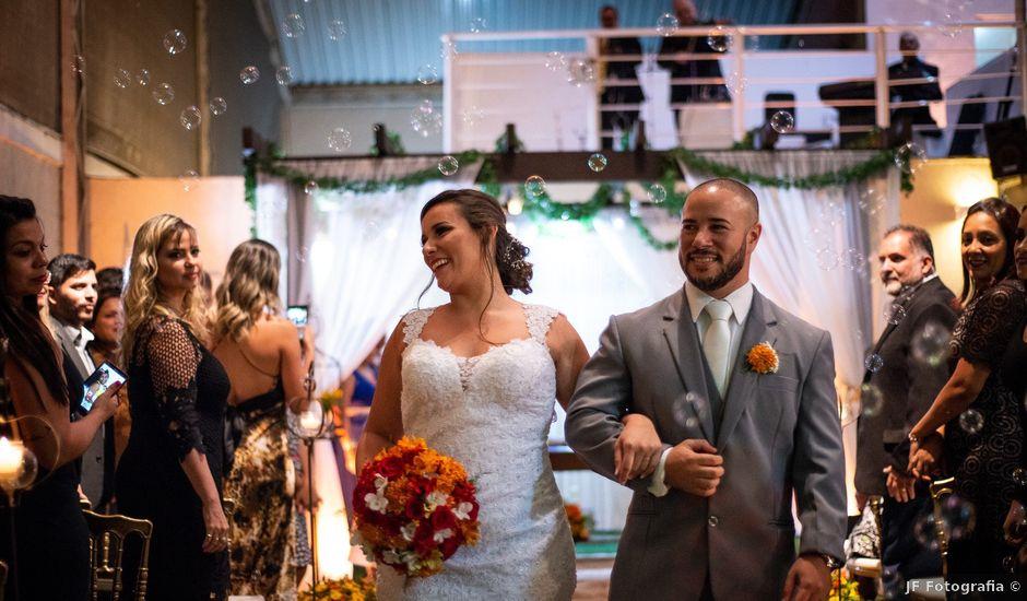 O casamento de Eric e Andressa em Rio de Janeiro, Rio de Janeiro