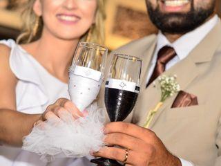 O casamento de Evelin e Eduar e Evelin 2