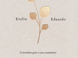 O casamento de Evelin e Eduar e Evelin 3