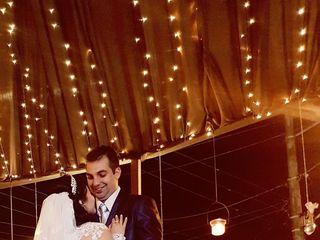 O casamento de Ellane  e Rafael