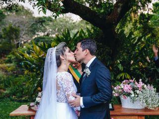 O casamento de Débora e Robério