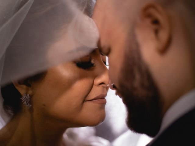 O casamento de Bruna e Jean