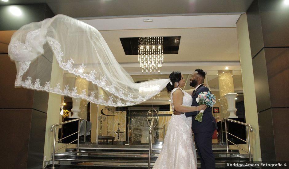 O casamento de Willian e Nathalia em São Paulo, São Paulo