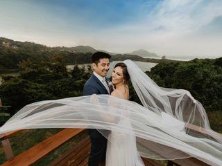 O casamento de Laura e Alberto
