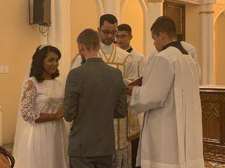 O casamento de Camila  e Eder
