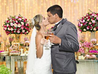 O casamento de Vanessa e Wesley