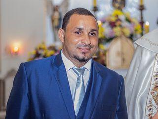 O casamento de Luciene e Josuel 1