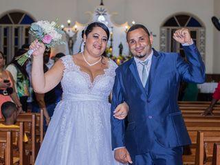 O casamento de Luciene e Josuel