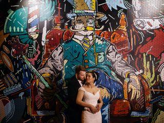 O casamento de Rita e Guilherme