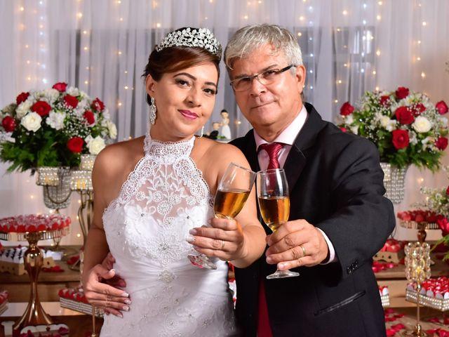 O casamento de Cleonice e Marco Antonio